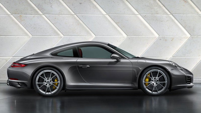 2019 Porsche 911 Turbo S >> 2018 Porsche 911-Carrera | 911-Carrera in Raleigh, NC | Leith Porsche