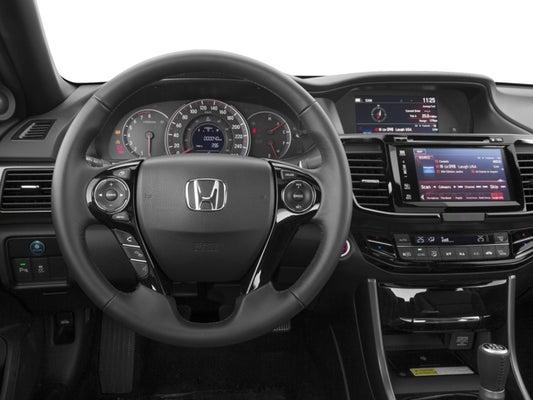 2016 Honda Accord V6 >> 2016 Honda Accord 2dr V6 Auto Touring