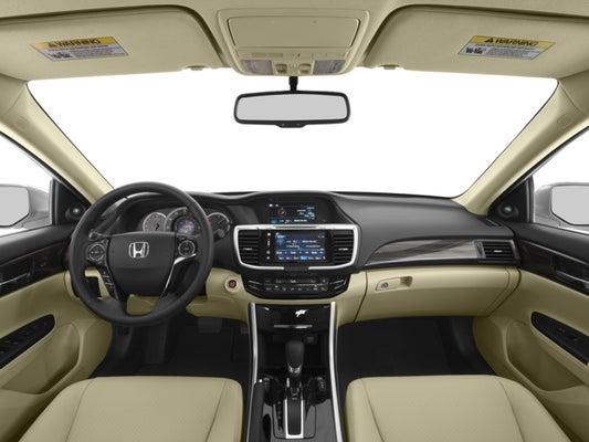2016 Honda Accord V6 >> 2016 Honda Accord 4dr V6 Auto Ex L