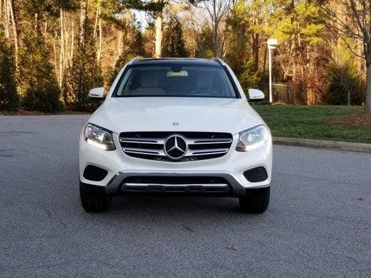 Benz Suv 2017 >> 2017 Mercedes Benz Glc 300 4matic Suv
